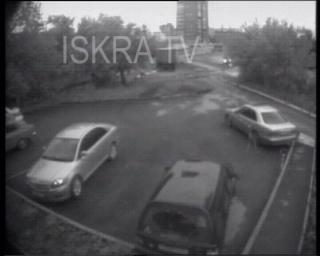 car crash – cctv, no sound