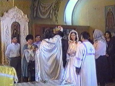 Fainting Bride